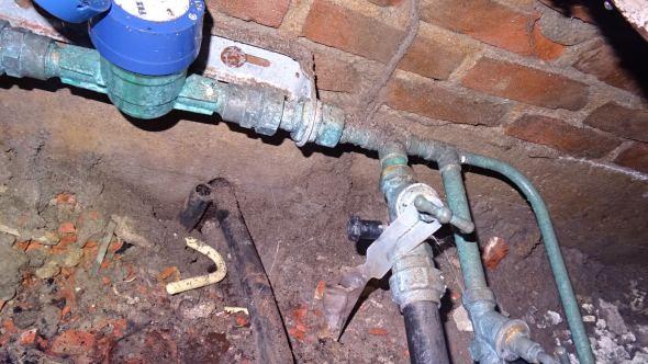Onderzoek loden waterleidingen scholen
